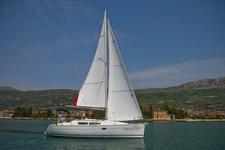 thumbnail-1 Jeanneau 31.0 feet, boat for rent in Split region, HR