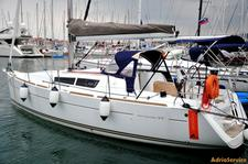 thumbnail-3 Jeanneau 32.0 feet, boat for rent in Primorska , SI