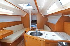 thumbnail-4 Jeanneau 32.0 feet, boat for rent in Split region, HR