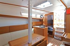 thumbnail-7 Jeanneau 32.0 feet, boat for rent in Split region, HR