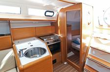 thumbnail-9 Jeanneau 32.0 feet, boat for rent in Split region, HR