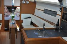thumbnail-5 Jeanneau 33.0 feet, boat for rent in Šibenik region, HR