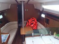 thumbnail-5 Jeanneau 35.0 feet, boat for rent in Aegean, TR