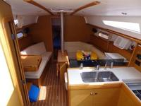 thumbnail-7 Jeanneau 35.0 feet, boat for rent in Aegean, TR