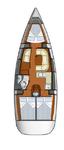 thumbnail-2 Jeanneau 35.0 feet, boat for rent in Aegean, TR