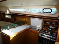 thumbnail-12 Jeanneau 35.0 feet, boat for rent in Ionian Islands, GR
