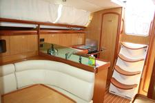 thumbnail-5 Jeanneau 35.0 feet, boat for rent in Šibenik region, HR