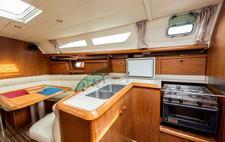 thumbnail-11 Jeanneau 37.0 feet, boat for rent in Ionian Islands, GR