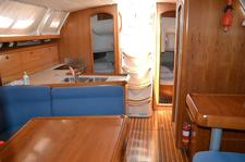 thumbnail-8 Jeanneau 37.0 feet, boat for rent in Zadar region, HR