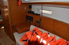 thumbnail-13 Jeanneau 37.0 feet, boat for rent in Zadar region, HR