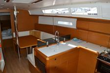 thumbnail-11 Jeanneau 37.0 feet, boat for rent in Zadar region, HR