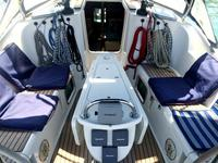 thumbnail-8 Jeanneau 38.0 feet, boat for rent in Ionian Islands, GR