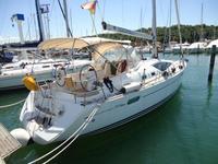 thumbnail-4 Jeanneau 38.0 feet, boat for rent in Primorska , SI