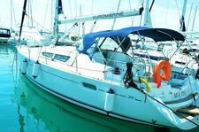 thumbnail-2 Jeanneau 38.0 feet, boat for rent in Split region, HR