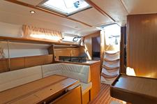 thumbnail-4 Jeanneau 38.0 feet, boat for rent in Split region, HR