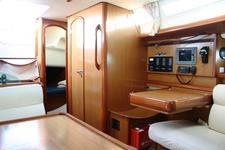 thumbnail-8 Jeanneau 40.0 feet, boat for rent in Split region, HR