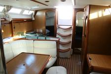thumbnail-7 Jeanneau 40.0 feet, boat for rent in Split region, HR