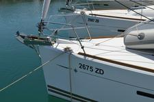 thumbnail-6 Jeanneau 40.0 feet, boat for rent in Zadar region, HR