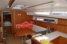 thumbnail-16 Jeanneau 40.0 feet, boat for rent in Zadar region, HR