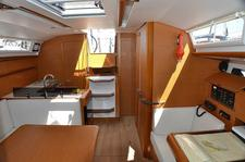 thumbnail-14 Jeanneau 40.0 feet, boat for rent in Zadar region, HR