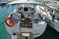 thumbnail-7 Jeanneau 40.0 feet, boat for rent in Zadar region, HR