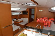 thumbnail-15 Jeanneau 40.0 feet, boat for rent in Zadar region, HR