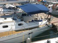 thumbnail-3 Jeanneau 41.0 feet, boat for rent in Split region, HR