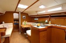 thumbnail-3 Jeanneau 42.0 feet, boat for rent in Zadar region, HR