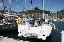 thumbnail-3 Jeanneau 43.0 feet, boat for rent in Aegean, TR