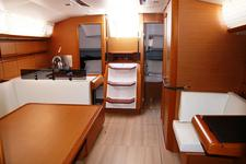 thumbnail-8 Jeanneau 43.0 feet, boat for rent in Aegean, TR