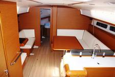 thumbnail-9 Jeanneau 43.0 feet, boat for rent in Aegean, TR