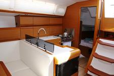 thumbnail-10 Jeanneau 43.0 feet, boat for rent in Aegean, TR