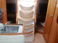 thumbnail-8 Jeanneau 43.0 feet, boat for rent in Ionian Islands, GR