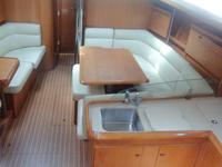 thumbnail-9 Jeanneau 43.0 feet, boat for rent in Ionian Islands, GR
