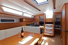 thumbnail-3 Jeanneau 43.0 feet, boat for rent in Split region, HR