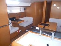 thumbnail-14 Jeanneau 43.0 feet, boat for rent in Split region, HR