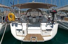Charter this amazing Jeanneau Sun Odyssey 439 in Split region