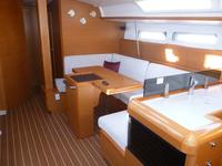 thumbnail-12 Jeanneau 43.0 feet, boat for rent in Split region, HR