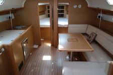thumbnail-8 Jeanneau 45.0 feet, boat for rent in Balearic Islands, ES