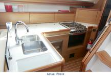 thumbnail-30 Jeanneau 45.0 feet, boat for rent in Aegean, TR