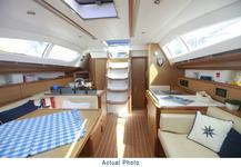 thumbnail-23 Jeanneau 45.0 feet, boat for rent in Aegean, TR