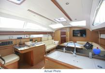 thumbnail-24 Jeanneau 45.0 feet, boat for rent in Aegean, TR