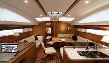 thumbnail-9 Jeanneau 45.0 feet, boat for rent in Aegean, TR