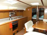 thumbnail-6 Jeanneau 45.0 feet, boat for rent in Aegean, TR