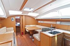 thumbnail-6 Jeanneau 45.0 feet, boat for rent in Split region, HR
