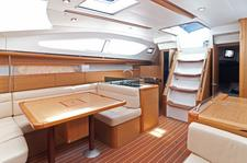 thumbnail-8 Jeanneau 45.0 feet, boat for rent in Split region, HR