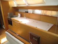 thumbnail-10 Jeanneau 45.0 feet, boat for rent in Split region, HR
