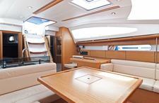 thumbnail-10 Jeanneau 45.0 feet, boat for rent in Split region, HR