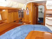 thumbnail-9 Jeanneau 45.0 feet, boat for rent in Zadar region, HR
