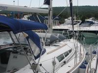 thumbnail-2 Jeanneau 45.0 feet, boat for rent in Zadar region, HR